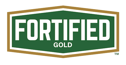 FORTIFIED Gold Logo IBHS