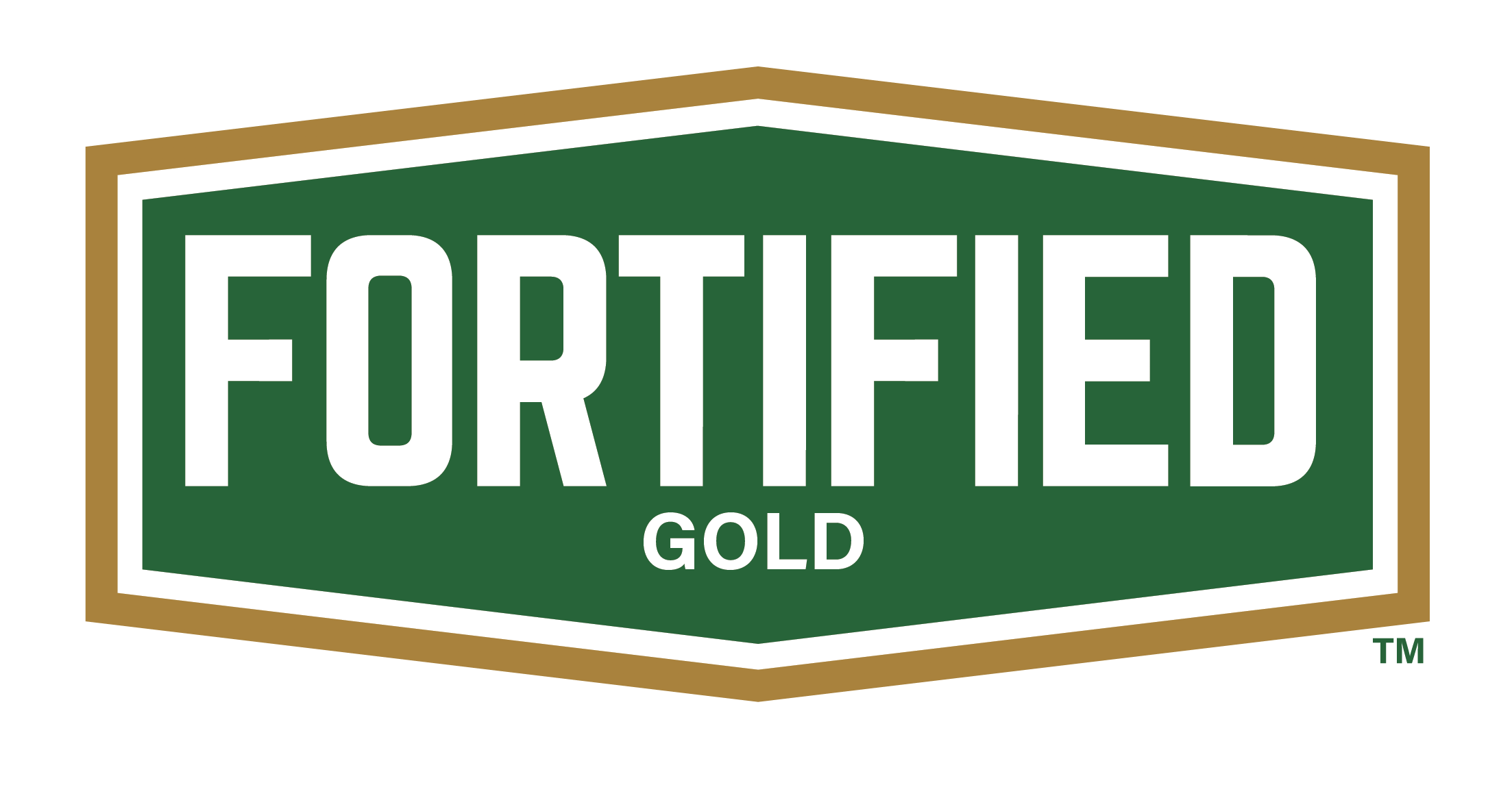 Fortified Gold Logo