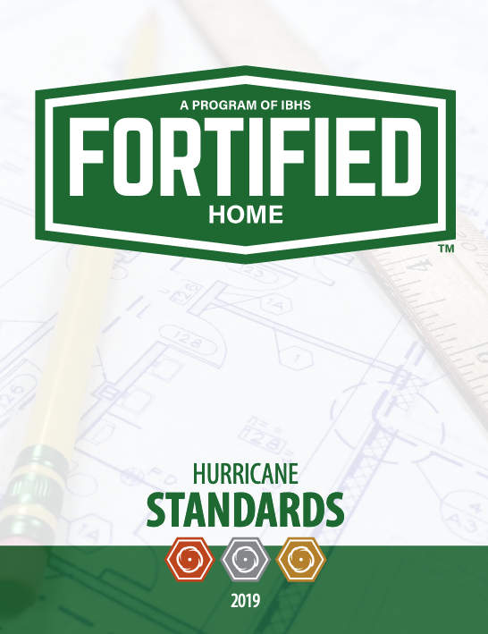 FORTIFIED Home Hurricane Building Standards