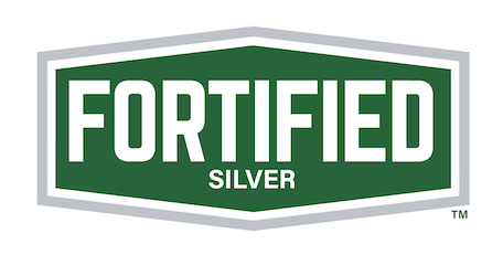 FORTIFIED Silver Logo IBHS