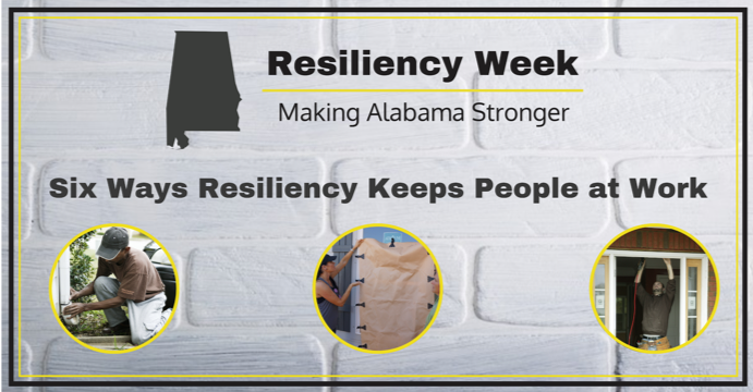 Resiliency Week Alabama Labor Day