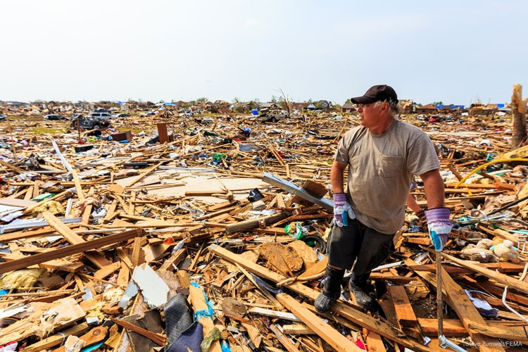 Tornado Aftermath Build Stronger Fortified Construction Smart Home America Oklahoma City Fema Photo1