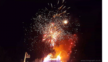 Fireworks and Fire - Avoidable Consequences