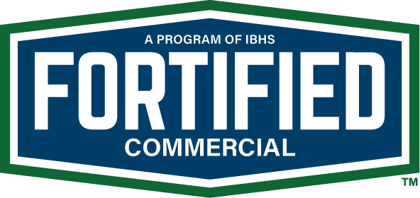 Fortified Logo Commercial
