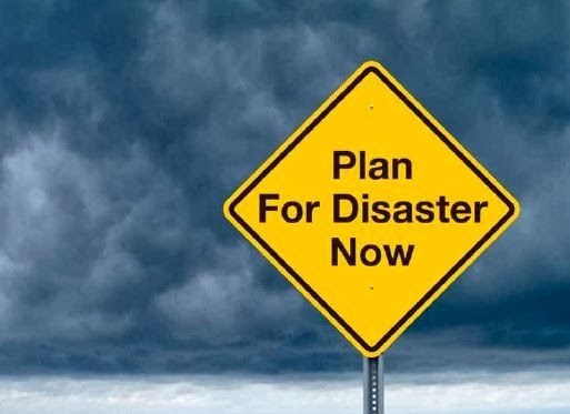 Plan For Disaster