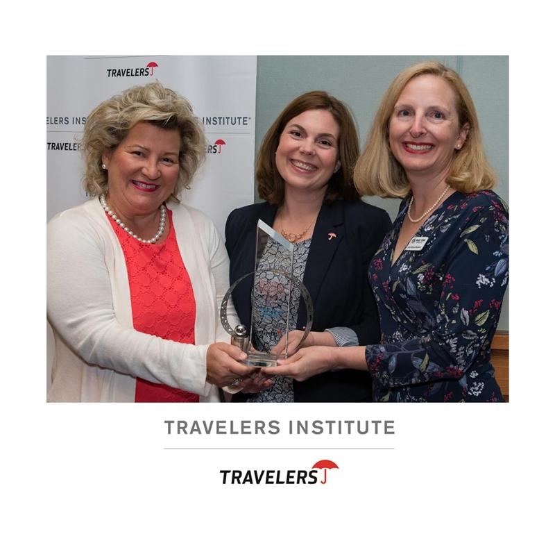 Travelers Community Resilience Awards Presentation 2018 Web 2